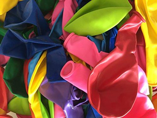 100 globos de 30 cm para bodas, cumpleaños, decoración para fiestas, clubes, varios colores a elegir