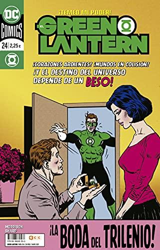 El Green Lantern núm. 106/ 24: 104 (Green Lantern (Nuevo Un