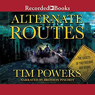 Alternate Routes audiobook cover art