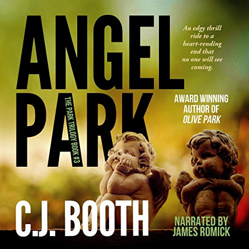 Angel Park audiobook cover art