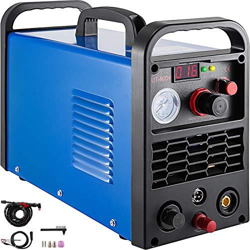 VEVOR La Taglierina del Plasma Cut-40 Saldatrice Portatile di Taglio 220V Tagliatrice al Plasma 50/60Hz