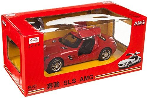 rastar - 048600 - Radio Commande - Voiture - Mercedes Benz SLS AMG - Echelle 1:14
