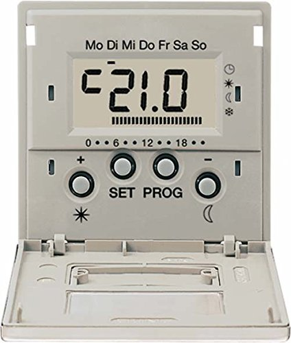 Jung ESHLK-FT Uhren-Funk-Thermostat-Display