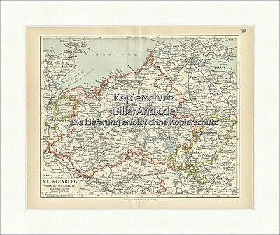 Kunstdruck Mecklenburg Ostsee Norden...