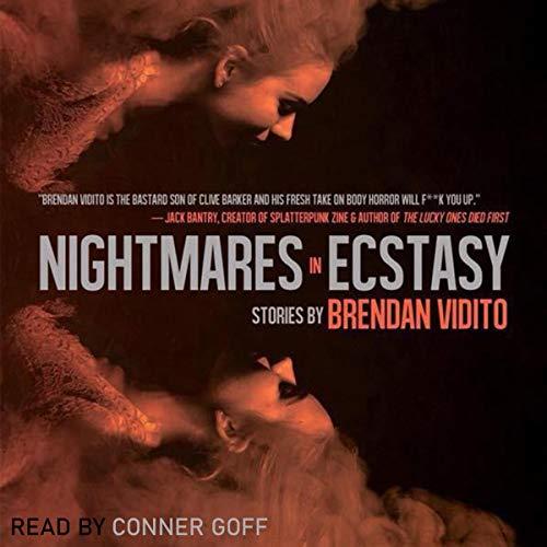 Nightmares in Ecstasy Audiobook By Brendan Vidito cover art