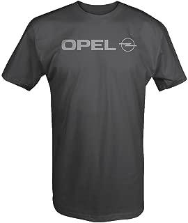 OS Gear Opel Lightning Emblem Logo T Shirt
