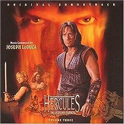 Hercules: The Legendary Journeys, Vol. 3
