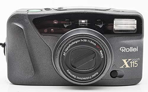 Rollei X115 Zoom Kompaktkamera Kamera Camera