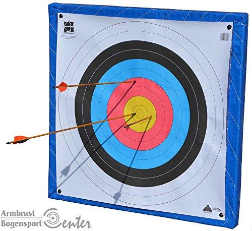 Scheibenplatte,Schießscheibe,Zielscheibe,Scheibenmatte für Bogensport