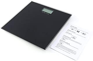 CS-YZC Household Weight Scale Maximum Weighing 180kg Health Scale Bathroom Anti-skid Body Electronic Scale Display durable scales for body weight (Color : -)