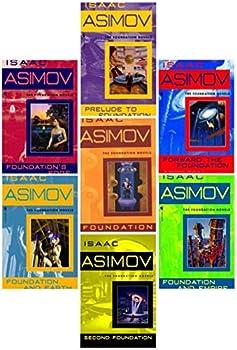 foundation series isaac asimov