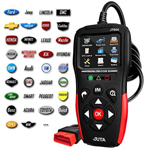 Fantastic Deal! JUTA JT600 Enhanced Universal EOBD OBD2 Scanner Fault Code Reader Check Engine Light...