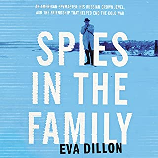 Spies in the Family audiobook cover art