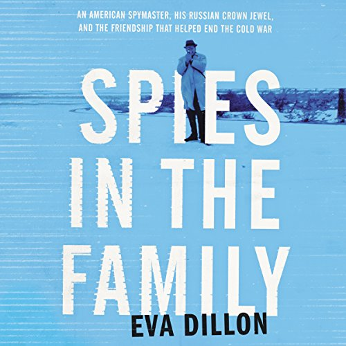 Spies in the Family cover art