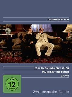 Mahler auf der Couch - Zweitausendeins Edition Deutscher Film 2/2010.