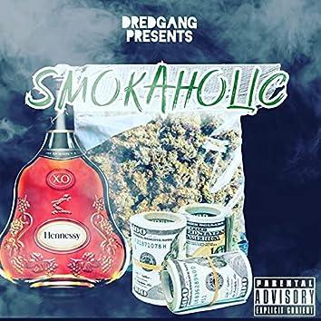 Smokaholic (feat. OsoKing Mezzy & MWK Da Goat)