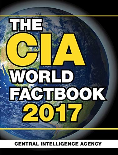 The CIA World Factbook 2017 (English Edition)