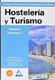 Hostelería y Turismo, Temario, Volumen I, Cuerpo de Profesores de Enseñanza Secundaria