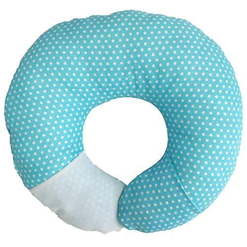 Babymoon Pod 4-in-1 Multipurpose Infant Pillow for Flat Head Prevention, Tummy Time, Nursing, Travel...