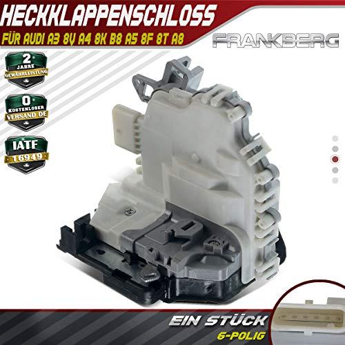 Türschloss Stellmotor Hinten Links für A3 8V A4 8K B8 A5 8F 8T A8 4H Q3 8U Q5 8R Q7 4L 2009-2014 8K0839015C