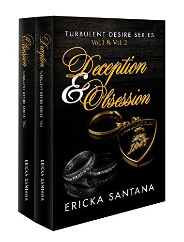 Deception & Obsession: Turbulent Desire Series (Vol.1 & Vol.2 (Meet the Witty Sexy Jean Carlo DePandi) A (Possessive Playboy Billionaire) A Titillating Mystery In Manhattan (English Edition)