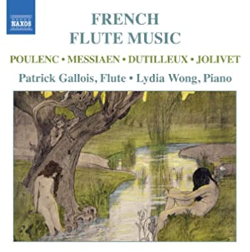 Poulenc: Flute Sonata / Messiaen: Le Merle Noir / Boulez: Sonatine