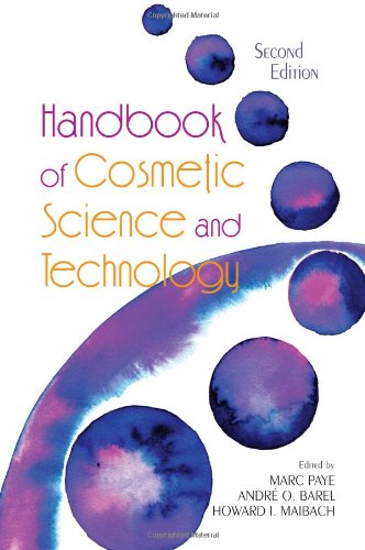 Handbook of Cosmetic Science and Technology Second Edition