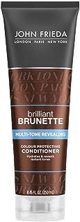 Condicionador John Frieda Brilliant Brunette Multi Tone Revealing 250ml