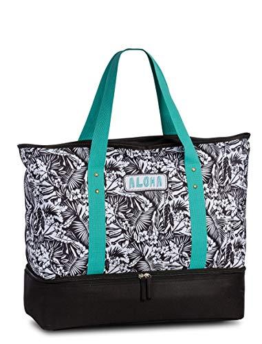 Fabrizio XL Strandtasche mit Kühlfach F0317 (Aloha)