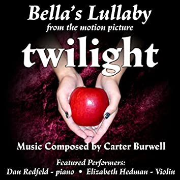 Twilight: Bella's Lullaby for Piano and Violin (Carter Burwell)