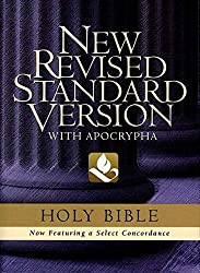 New Revised Standard Version of the Bible with Apocrypha