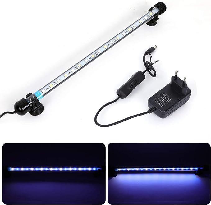 392 opinioni per MLJ LED Aquarium Lighting Luce di Pesce Drago Illuminazione per Acquario