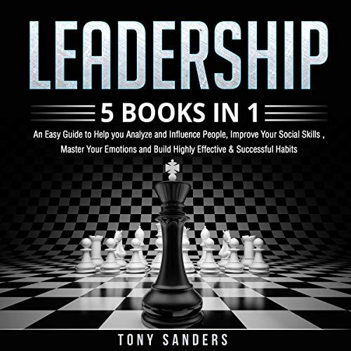Leadership: 5 Books in 1 cover art