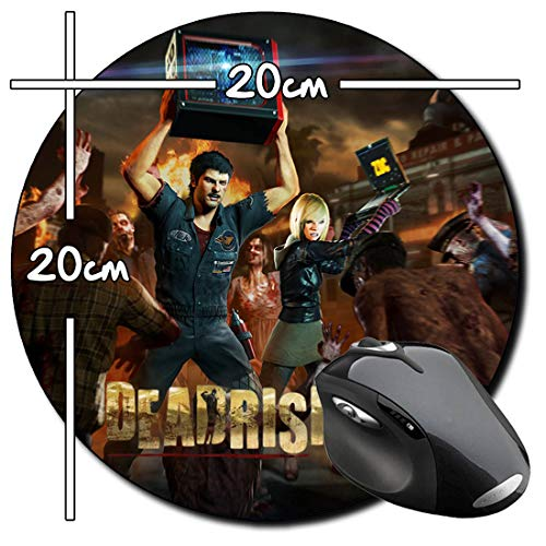 Dead Rising 3 C Rund Mauspad Round Mousepad PC