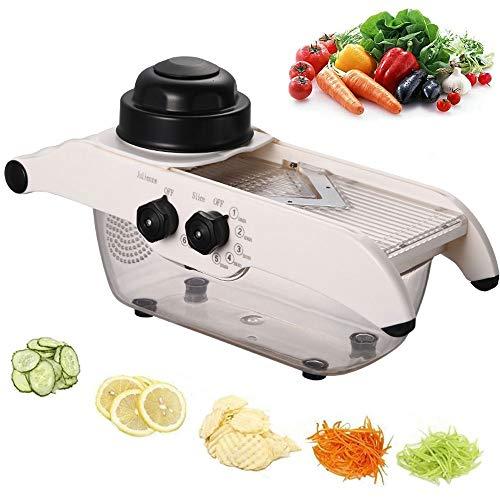 LOVER Slicer,Adjustable Mandoline Slicer Best for Slicing Food,for Cutting Vegetables and Fruits