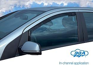 DGA 07.021 Derivabrisas para FIAT STILO 2001 - 2007, 3 puertas