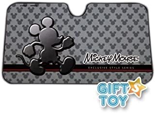 New Disney Mickey Mouse Front Car Windshield Sunshade
