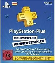 Playstation Plus Live Card - 90 Tage [Edizione: Germania]