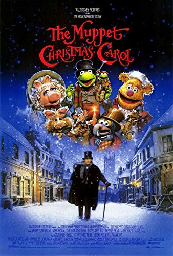The Muppet Christmas Carol Poster Movie (27 x 40 Inches - 69cm x 102cm) (1992)