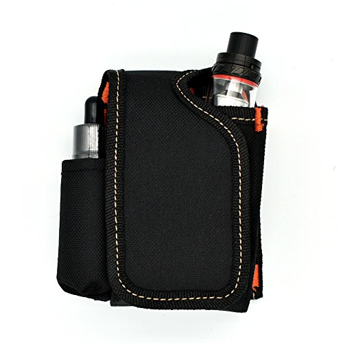 vaportown Vape Tasche Halter Hülle Organisator Case für SMOK Species Morph Mag Grip Kit Voopoo Drag 2 Drag Mini Kit GeekVape Aegis Legend Kit LostVape Orion Vape Box Mod Kit Zubehör