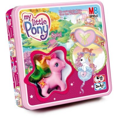 Hasbro - My Little Pony-Spiel