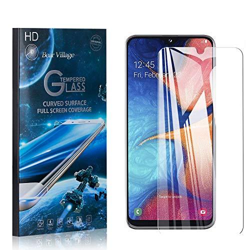Bear Village® Displayschutzfolie für Galaxy A20e, 9H Hart Panzerglasfolie, Anti Kratzen, 99% Transparente Schutzfilm aus Gehärtetem Glas für Samsung Galaxy A20e, 1 Stück