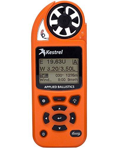 Kestrel 5700Elite Wetter Meter sowie Ballistik, mit Einheitsgröße Blaze orange