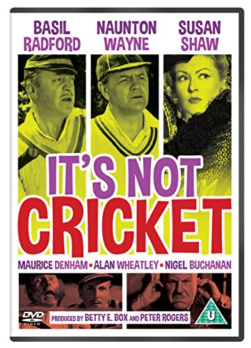 Its Not Cricket [DVD] [UK Import]