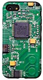 iPhone SE (2020) / 7 / 8 Funny Circuit Mother Board Pattern for Electronic Gift Case Case