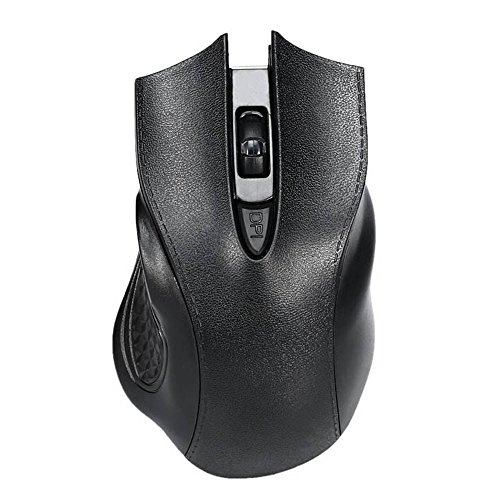 GMZHH 20181600 DPI 4D knop LED draadloze gaming muis is zeer goed voor PC laptops