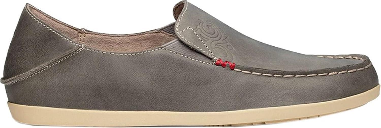 (5 B(M) US, Basalt Tapa)  OluKai Nohea Nubuck shoes  Women's
