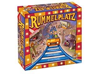 Eggertspiele 351037 - Rummelplatz (B00472O28S) | Amazon price tracker / tracking, Amazon price history charts, Amazon price watches, Amazon price drop alerts