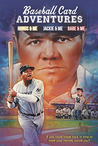 Baseball Card Adventures 3-Book Box Set: Honus & Me, Jackie & Me, Babe & Me