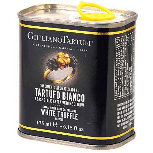 ジュリアーノ ホワイトトリュフオイル缶 161g